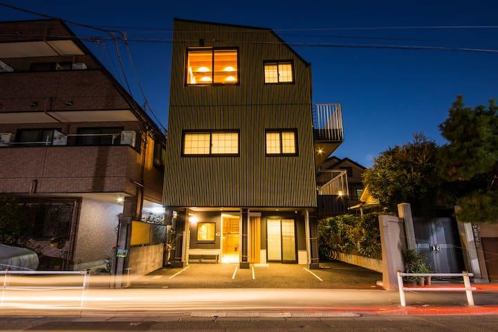 ZEN-Lodge, edificio completo con 5 habitaciones.
