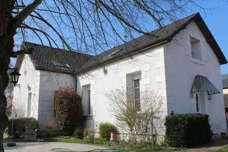 Maison en campagne - Auzouer-en-Touraine