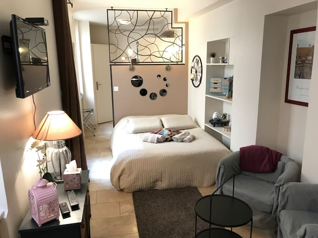 Romantic apartment in the heart of Beaune
