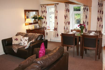 CATKINS COTTAGE, Retreat for Two in Bronte Country - Haworth - 公寓
