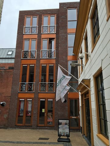 Appartement in the City Center of Groningen - Groningen - Apartamento