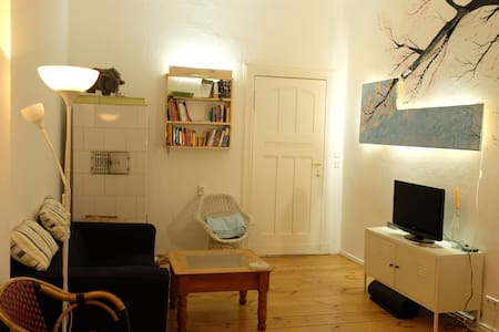 Spacious appartment in best location - Berlin - Apartment