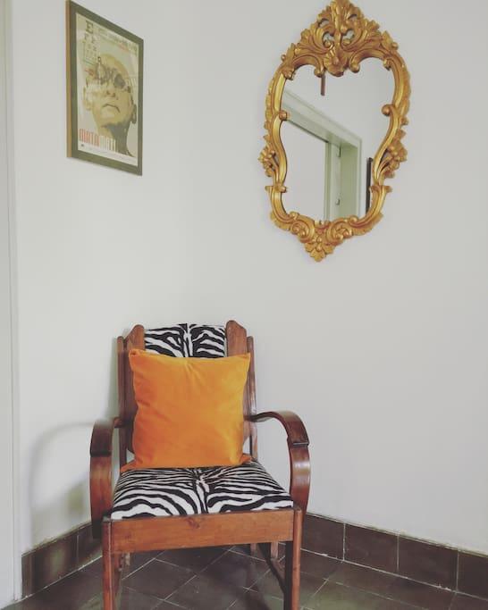 Grandma's tea room with a twist