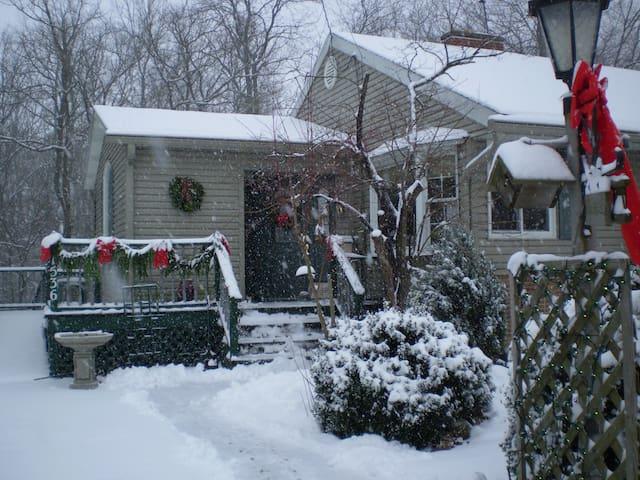 Beautiful in Winter, too!