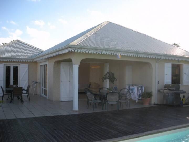 Idéalement situé pour visiter La Guadeloupe