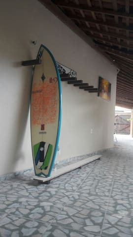 Hospedaria do Surf - Barra de Camaratuba - Bed & Breakfast
