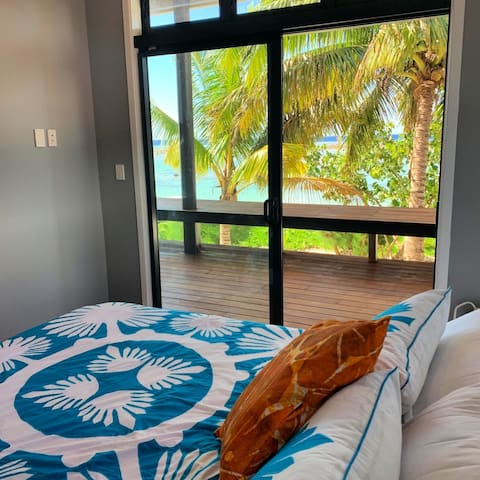 Wake up to this glorious view every day, in a comfortable king-size Ecosa bed