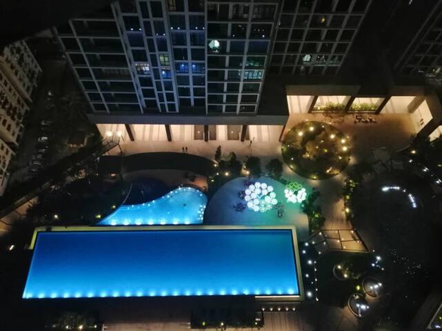 Budget Stay,5 Star Facilities@Kuala Lumpur 吉隆坡民宿