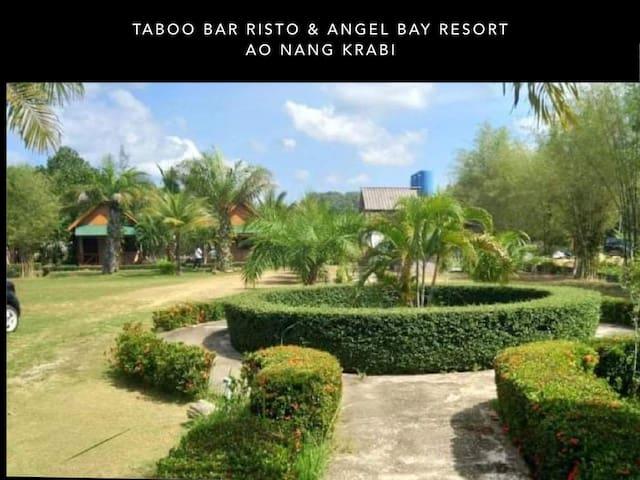 Taboo Bar Risto Music Angel Bay Resort  KRABI