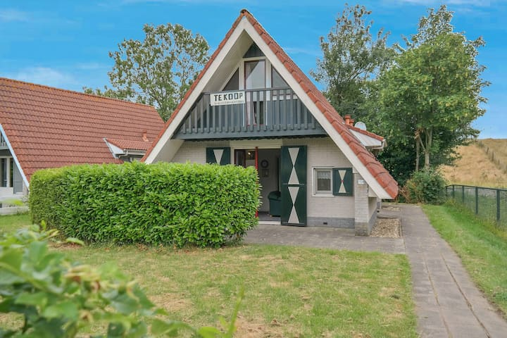 6 pers. House close to National Park Lauwersmeer