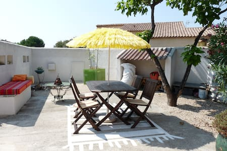 family home in south of france - Vendres