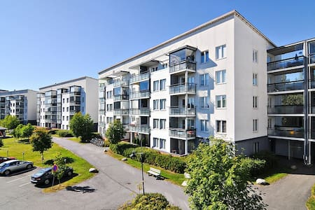 Simple 45m² apartment, 1km away from city centre - Jyväskylä - Pis