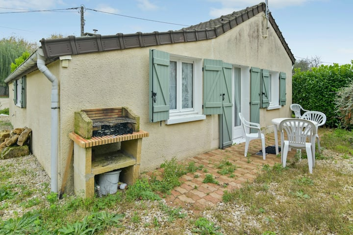 House with 2 bedrooms in Villenauxe-la-Grande, with enclosed garden and WiFi