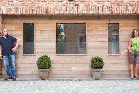 vakantiewoning de Bosbeekpoort - Opglabbeek - Casa de campo