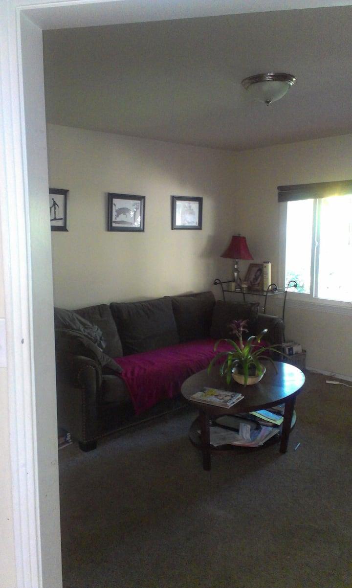 Very comfortable, big&spacious Bedroom  with WiFI