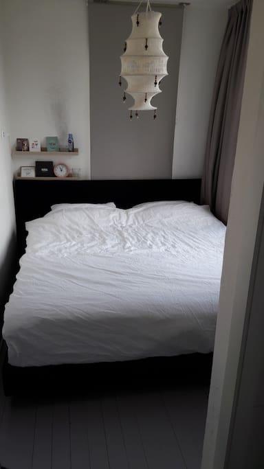 Slaapkamer foto 1
