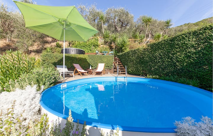 Nice home in S.Giuliano Terme PI with WiFi, 1 Bedrooms and Jacuzzi