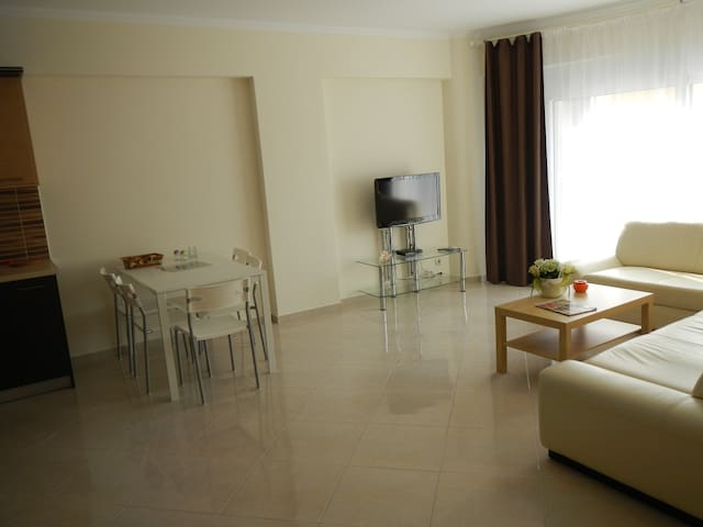 New, Cozy Apartment near the Sea3 - Dikastika - Daire