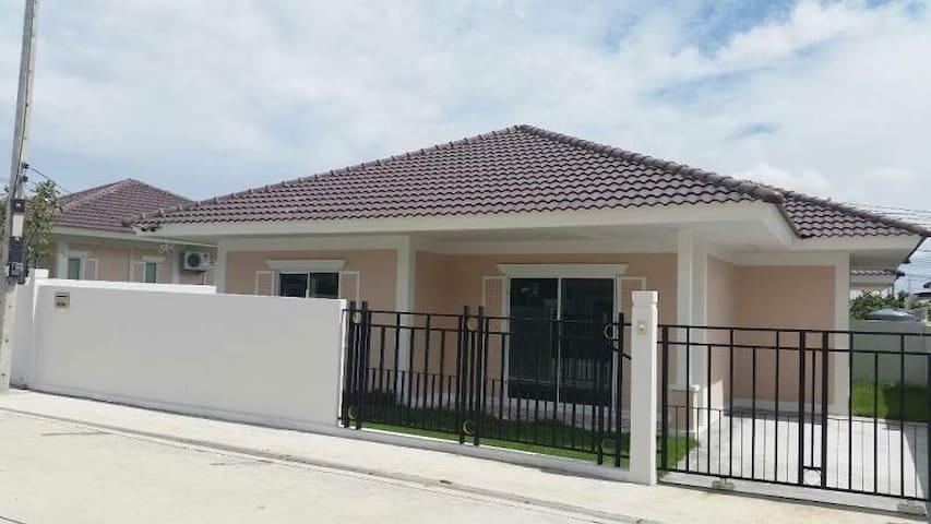 Single home in Hua Hin