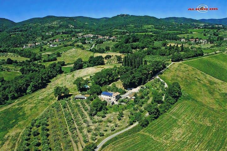 Agriturismo Domus Etrusca - San Casciano dei Bagni