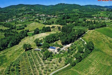 Agriturismo Domus Etrusca - San Casciano dei Bagni - Boutique-Hotel
