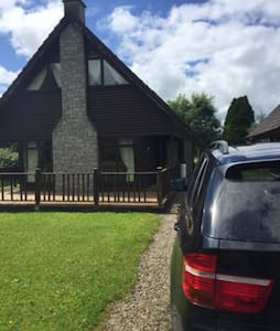 Lodge in Portumna on the shores of Lough Derg. - Portumna