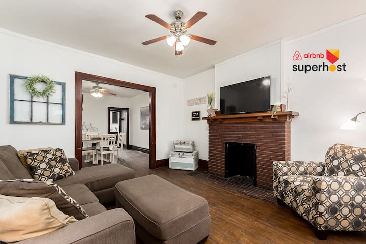 Completely Updated 3BR Near Short North/Downtown!