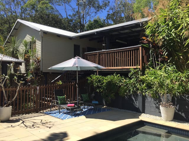 Peaceful Noosa hinterland retreat - Eumundi - Dom