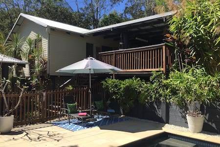 Peaceful Noosa hinterland retreat - Eumundi