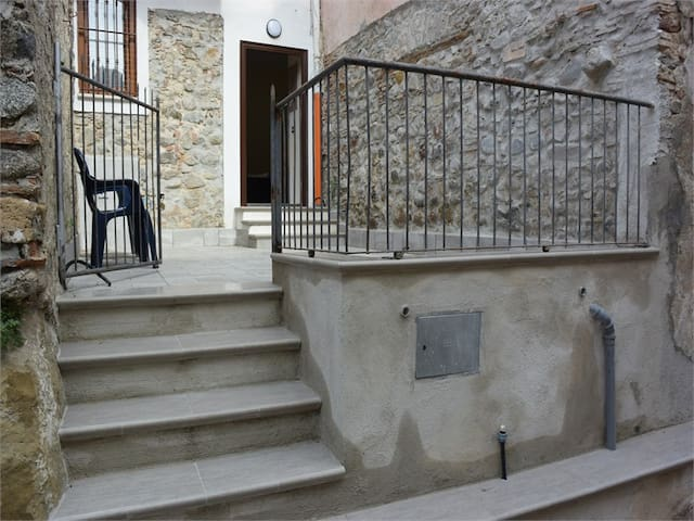 La Casetta Dei Taliani. Rossano centro storico