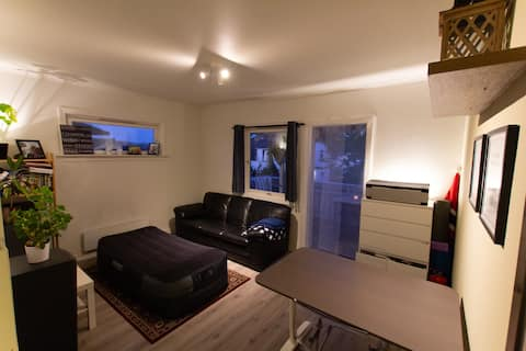 Ideal central apartment for up to 4 guests
