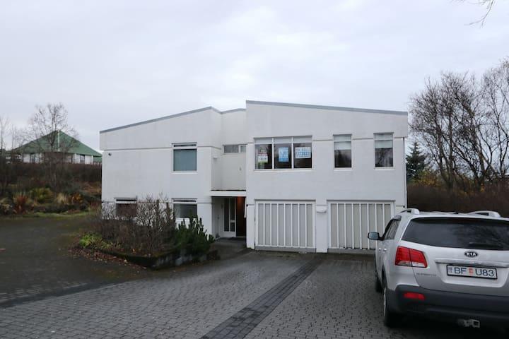 Beautiful house, great location in Reykjavik