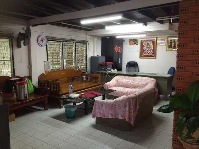 獨自空間.環境影響優雅 - Tambon Pa Daet - Casa
