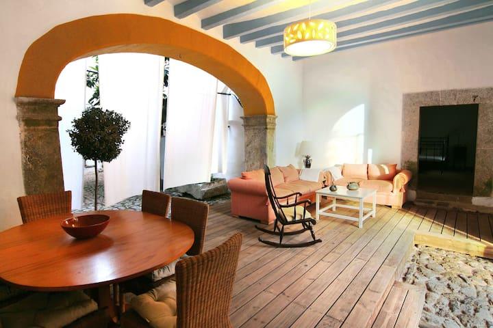 Casa tradicional con vistas al mar - Llucalcari - 獨棟