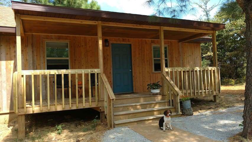 Shawnee Pines Lodging- Cabin - Golconda
