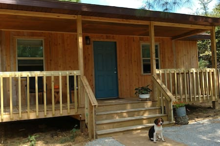 Shawnee Pines Lodging- Cabin - Golconda - House