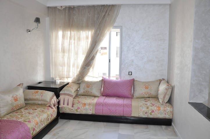 chambre -sala jadida - Sala Al Jadida - Departamento