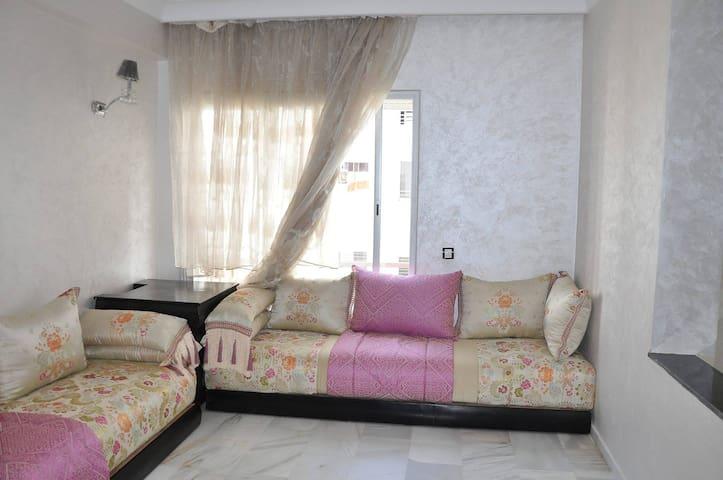 chambre -sala jadida - Sala Al Jadida - Apartment