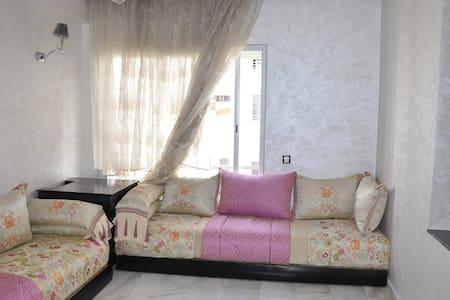 chambre -sala jadida - Sala Al Jadida - Leilighet