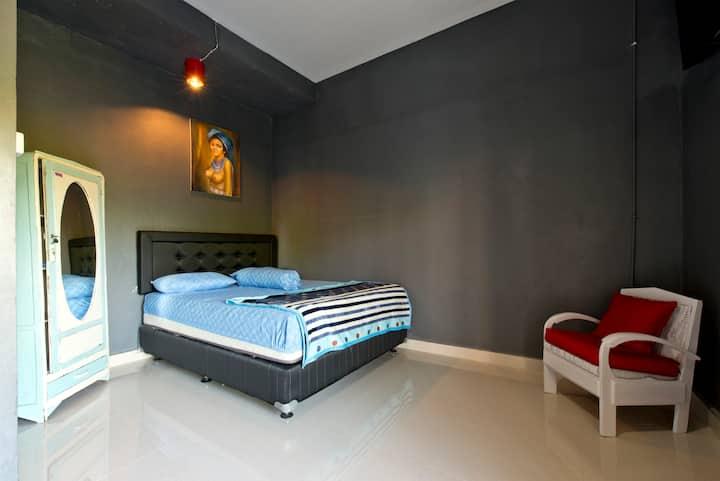 trisna garden room upstair 2