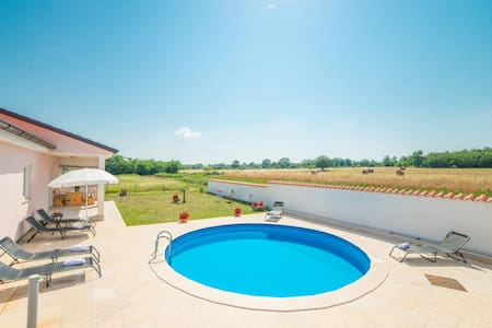 3BD Villa with private pool in Istria - Marčana