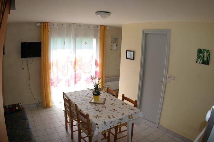 Appartement idéal pour famille avec deux enfants