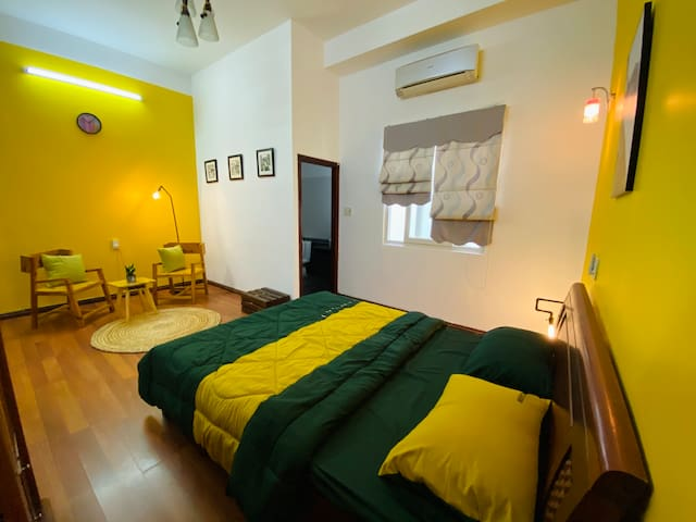 TASA HOMESTAY & APARTMENT - DOUBLE ROOM FOR 02