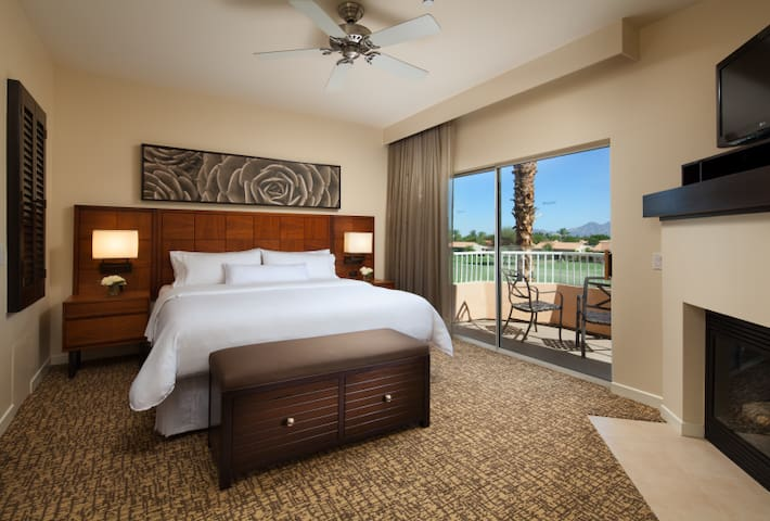 Westin One-Bedroom Premium Villa (sleeps 4) - Rancho Mirage - Vila