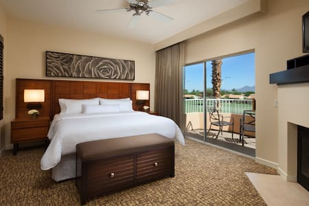 Westin One-Bedroom Premium Villa (sleeps 4) - ランチョミラージュ - 別荘