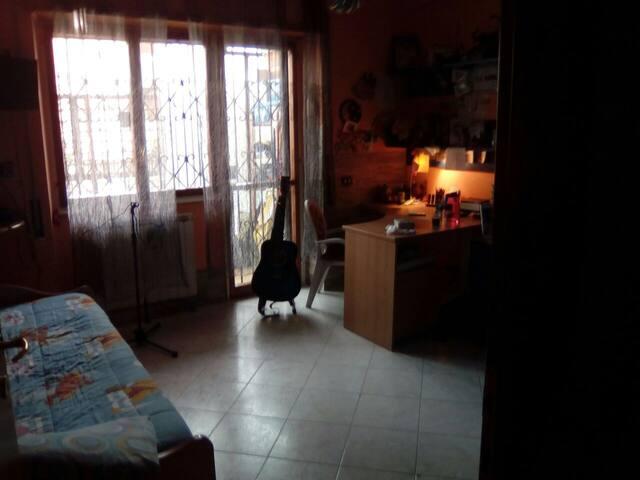 Camera accogliente e spaziosa - Roma - Apartment
