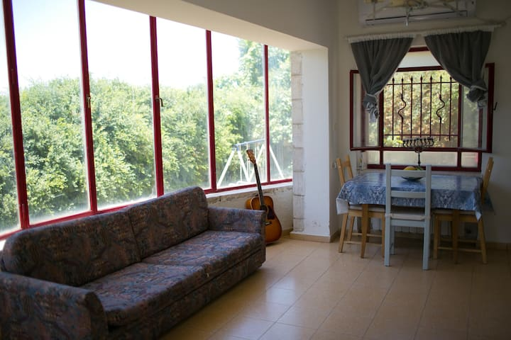 Beautiful studio in the hills - Tzur Hadassah - Apartment