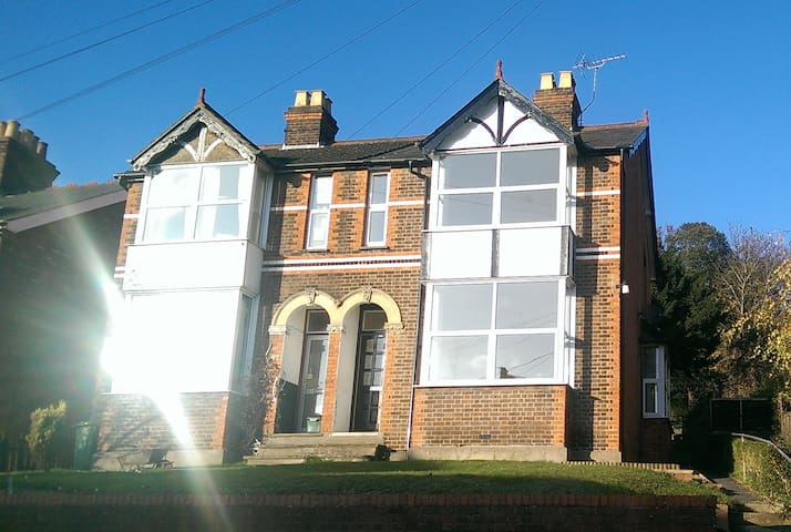 Large Victorian Period House Near Town Centre
