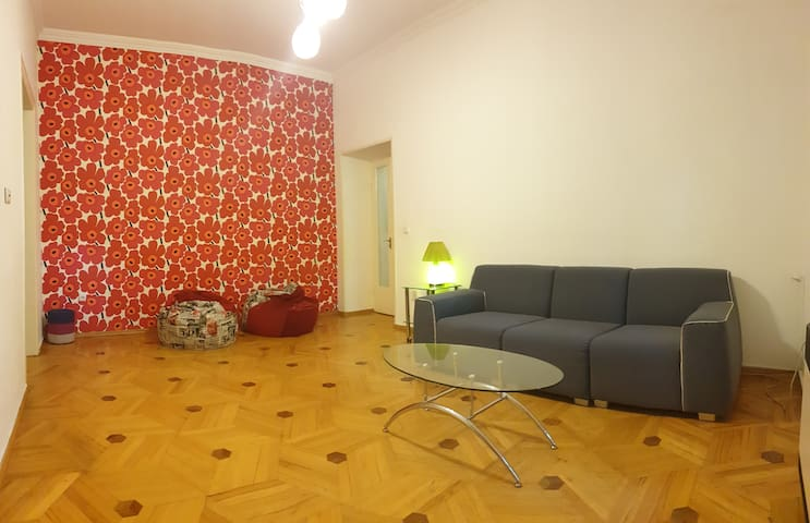 3Room Flat in the center of Tbilisi