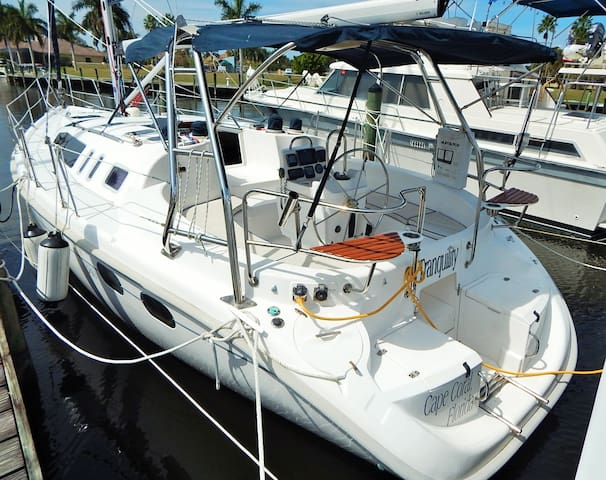 Luxury Sailboat-Cape Coral - Cape Coral